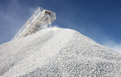 Aggregate manufacturing and supplying - boson rmc